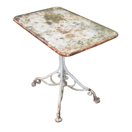 Metal Garden Table GA2055344