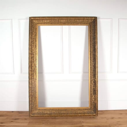 Large Carved and Gilded Frame WD4061061