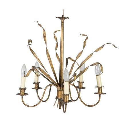 20th Century Wheatsheaf Chandelier LC4856649
