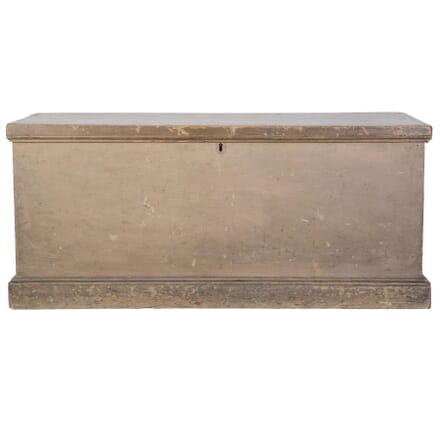Victorian Painted Chest CC138728