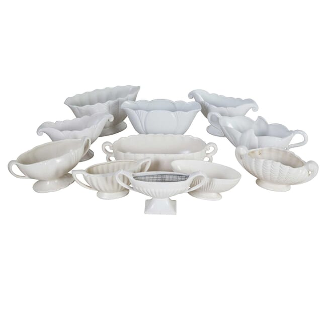 Set of Constance Spry Style Vases DA1355316