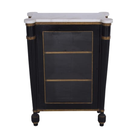 Ebonised Side Cabinet BU7260216