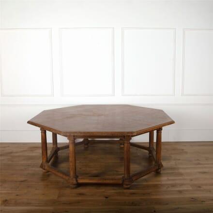 19th Century Octagonal Centre Table TC2362647