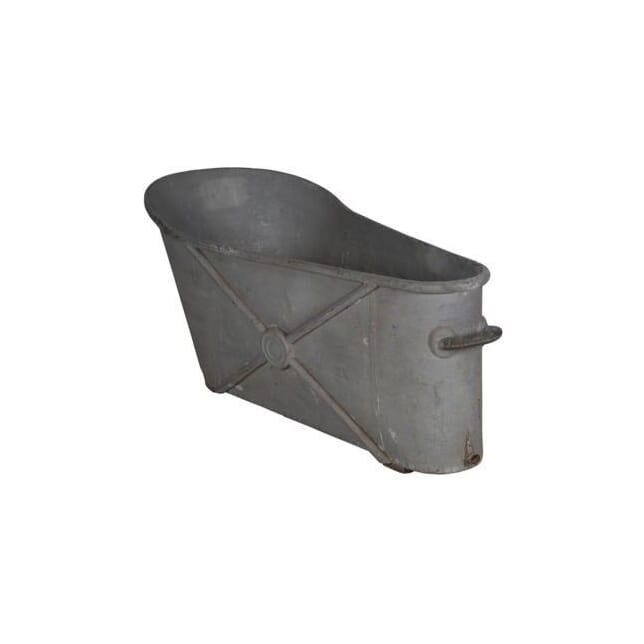 French Zinc Bath DA204592