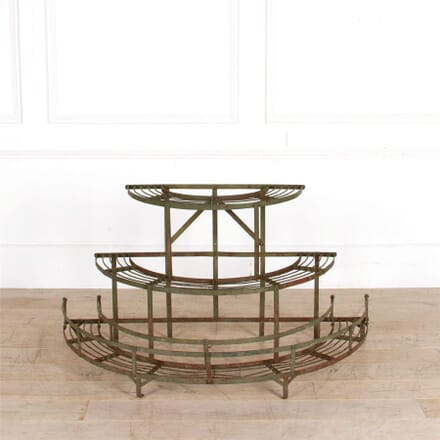 English Painted Plant Stand DA287309
