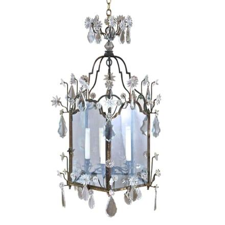 Louis XVI French Lantern LC124768