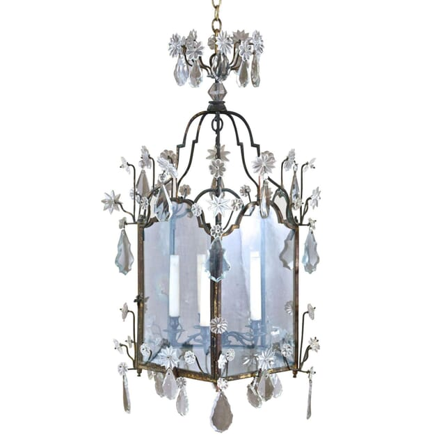 Louis XVI French Lantern LC124768