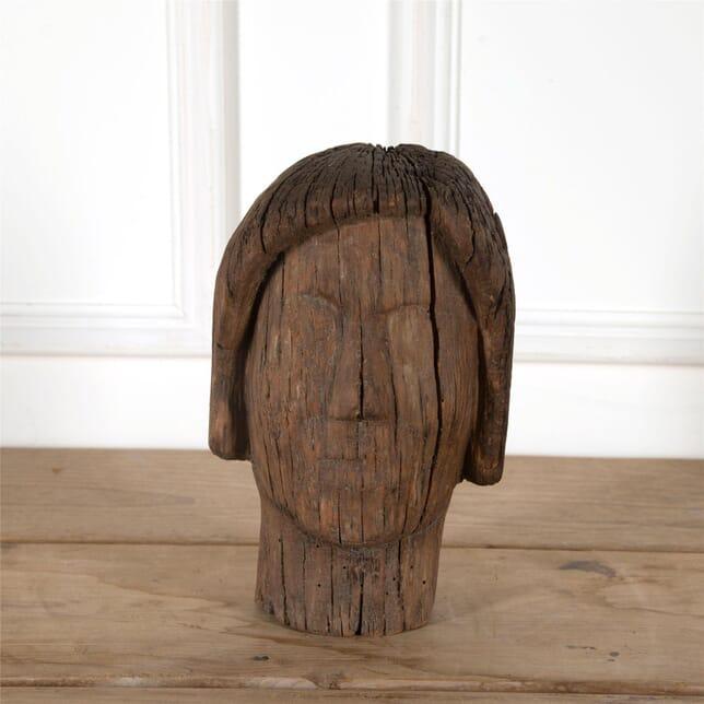 16th Century Carved Italian Head DA2862057