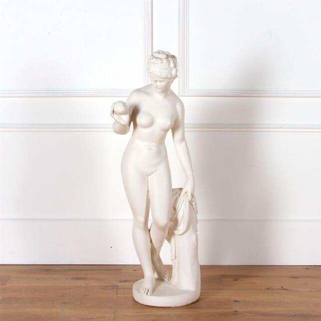 Plaster Classical Figure DA1062098