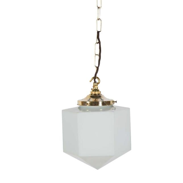 Art Deco Opaline Light LC3554464