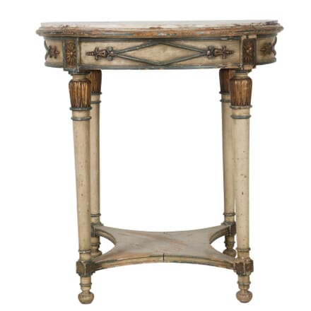 French Marble Top Centre Table TC7460491
