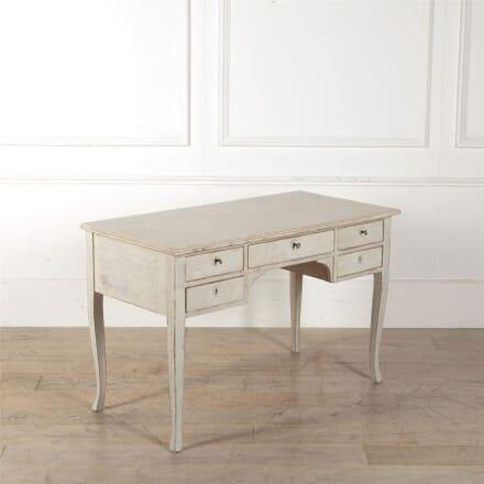 20th Century Swedish Bleached Oak Desk DB447469