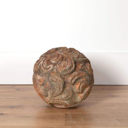 Terracotta Decorative Ball DA3661319