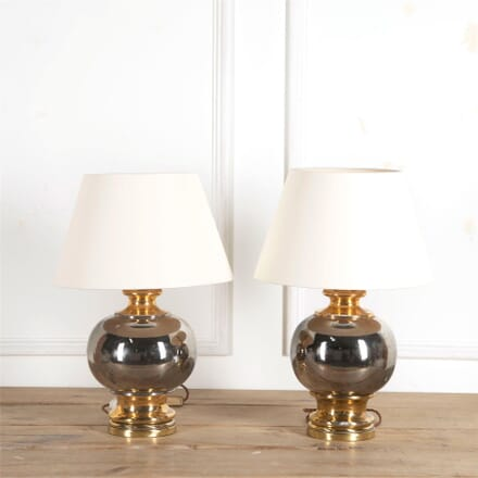 Pair Of Mid 20th Century Spanish Table Lights LT577227