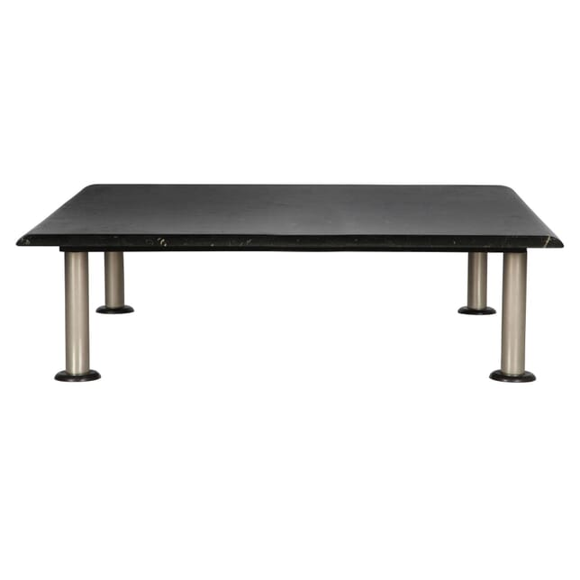 Black Marble Coffee Table c.1970 CT2210433