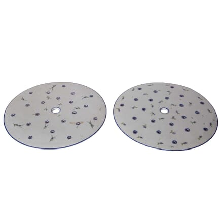 Pair of French Ceramic Drainers DA5558768