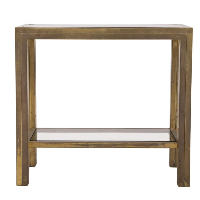 Brass Side Table by Maison Jansen CO5760111
