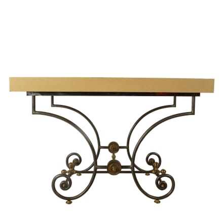 Wrought Iron Patisserie Table TS1661038