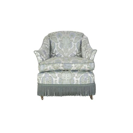 Edwardian Country House Armchair CH0556934