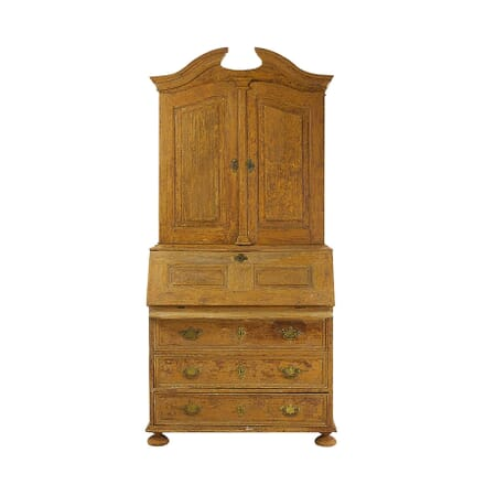 18th Century Painted Cabinet BK0660609