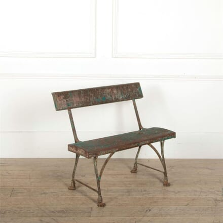 Small French Arras Bench GA207511