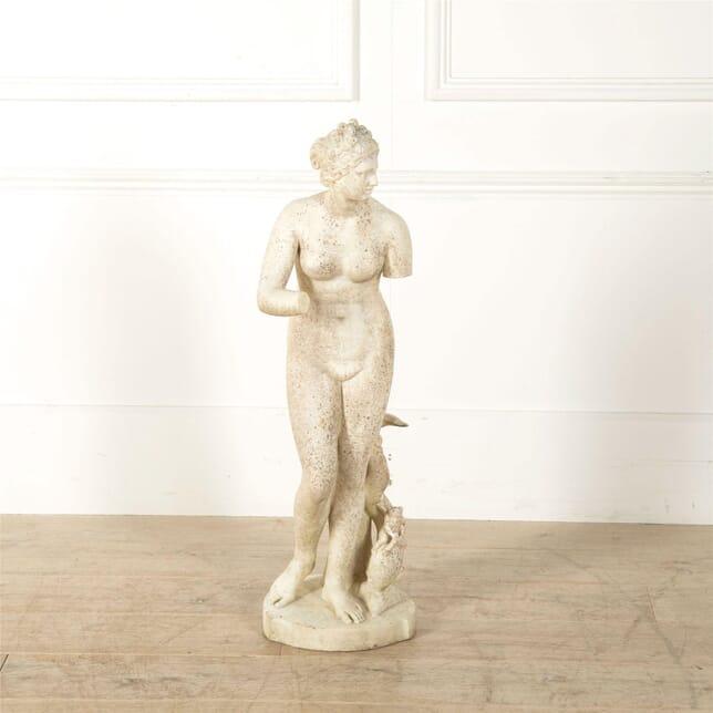 Late 19th Century Marble Statue of Venus GA27216