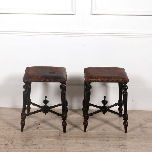 Pair of Napoleon III Stools ST1561902