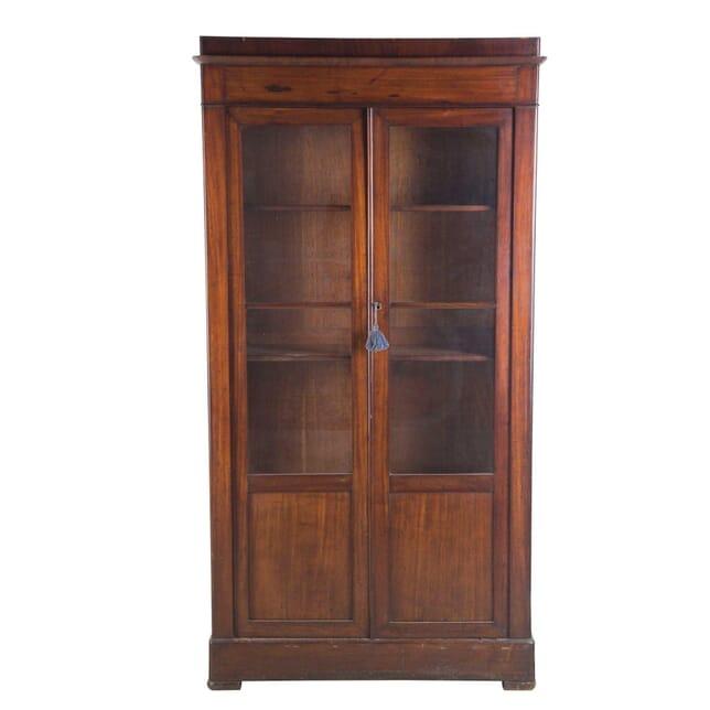 Mahogany French Bookcase BK3956884