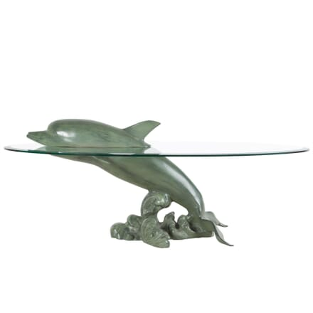 Dolphin Coffee Table CT7360594