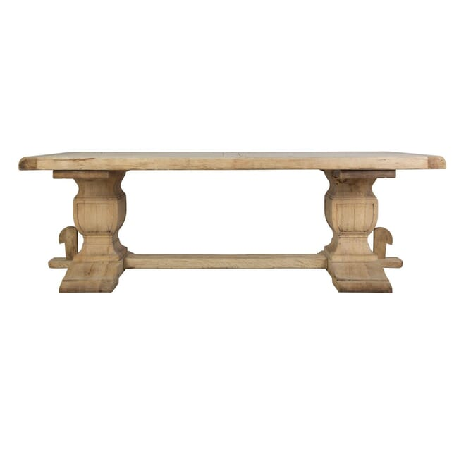 French Refectory Oak Table TD2853966