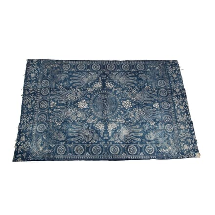 Chinese Batik Bed Cover RT0157432