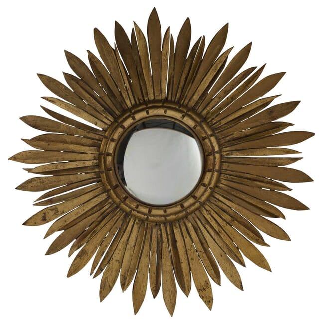 Convex Sunburst Mirror MI1556463