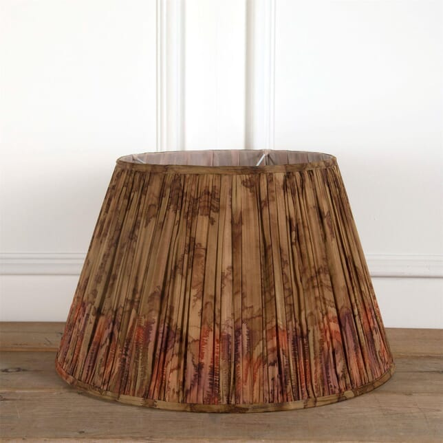 60cm Olive Brown Lampshade LS6661348