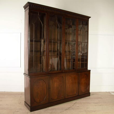 18th Century Library Bookcase BK0561172