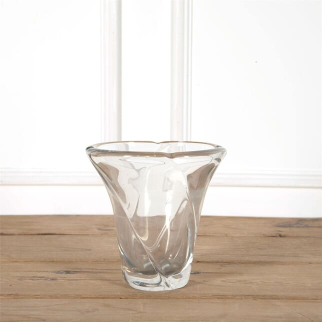 Large Daum Crystal Vase DA7162011