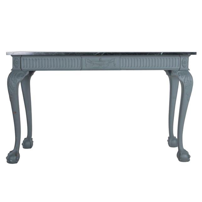 English Painted Hall Table TS6260701