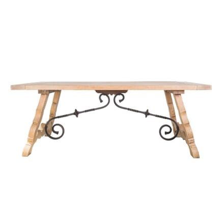 Spanish Style Dining Table TD5255930
