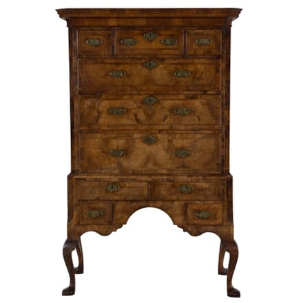 George I Period Chest on Stand CC105747