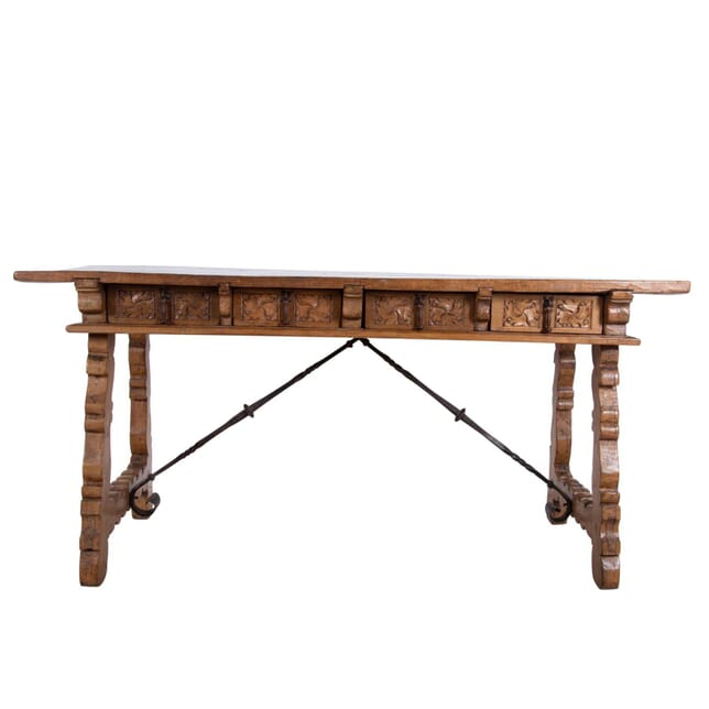18th Century Walnut Spanish Table TC2860824
