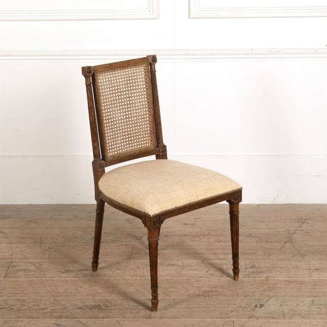 Single French Chair CH297405
