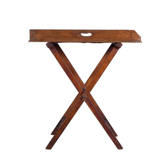 19th Century Oak Butlers Tray TS9958503