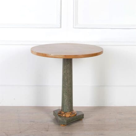 19th Century Marble Table TC2959553