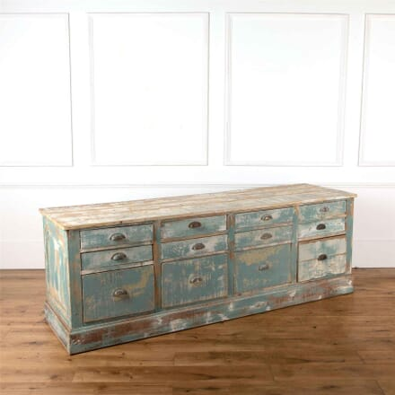 20th Century French Pine Shop Counter CB737088