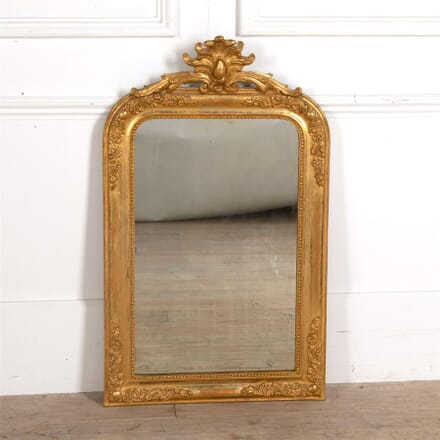 English Gilt Mirror MI287378
