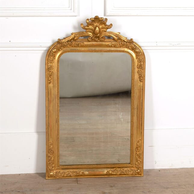 English Gilt Mirror MI287378