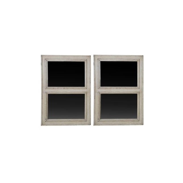 Pair of Mirrored Windows MI172503