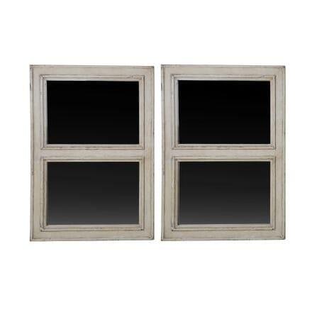 Pair of Mirrored Windows MI172503