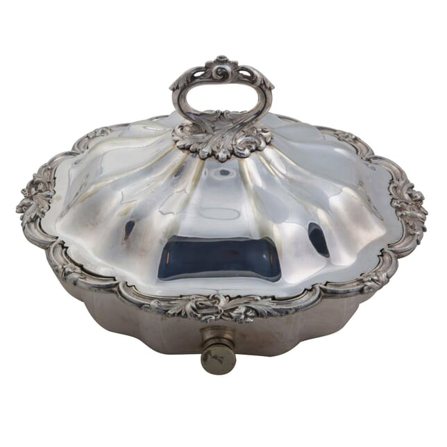 Silver Plated Chaffing Warming Dish DA5856577