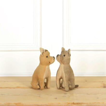 Pair of Pugs DA1560837