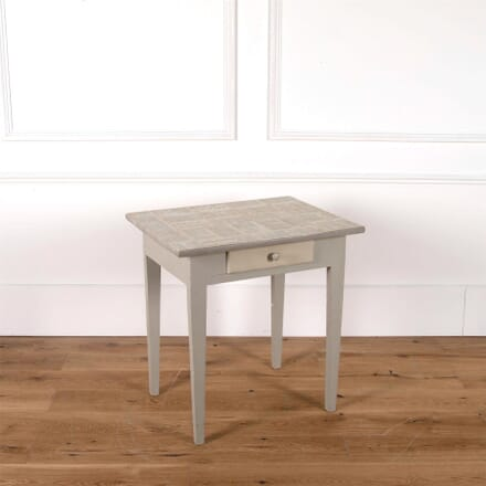 French Painted Side Table TS7161448